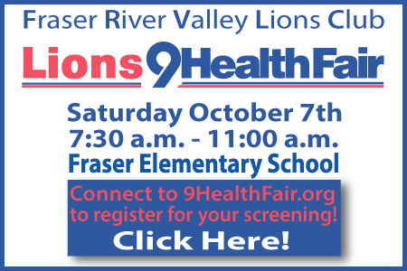 Lions 9HealthFair @ Fraser Valley Elementary School | Parshall | Colorado | United States