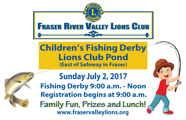 2017 Lions Children's Fishing Derby @ Lions Kids Fishing Ponds | Fraser | Colorado | United States