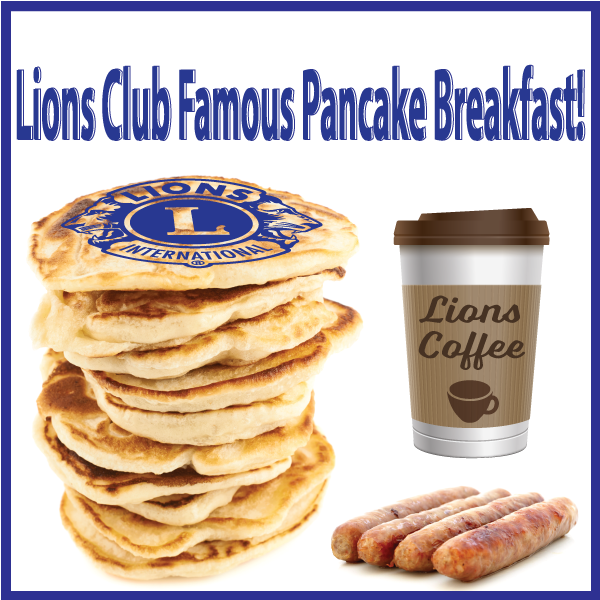 Lions Famous Pancake Breakfast Trailer @ Grand Park | Parshall | Colorado | United States
